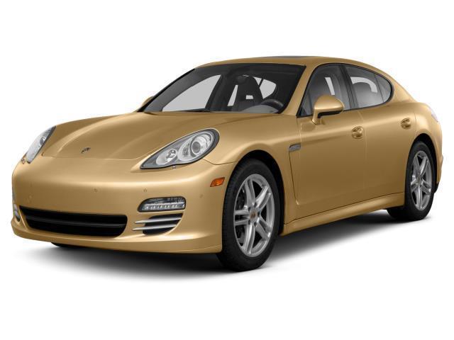 2013 Porsche Panamera 4 AWD 4 4dr Sedan