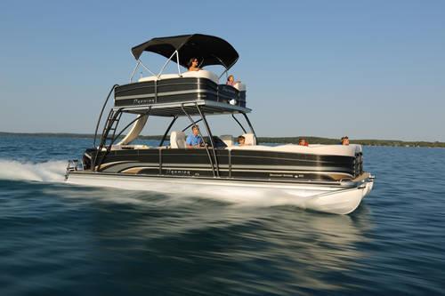2013 Premier 310 Sky Dek Double Decker Pontoon Boat For