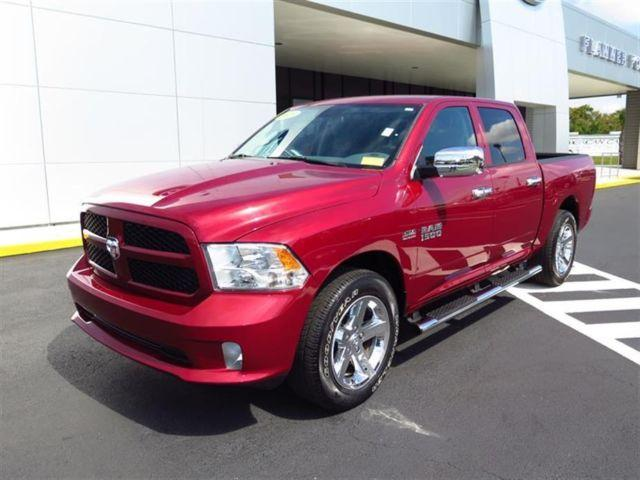 2013 ram 1500 2wd crew cab express for sale in brooksville florida classified. Black Bedroom Furniture Sets. Home Design Ideas