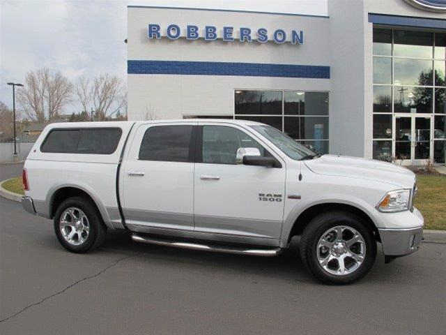 2013 ram 1500 4x4 laramie 4dr crew cab 5 5 ft sb pickup for sale in bend oregon classified. Black Bedroom Furniture Sets. Home Design Ideas
