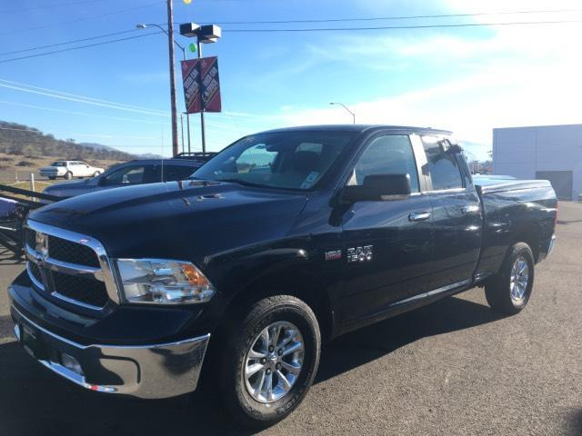 2013 ram ram pickup 1500 slt 4x4 slt 4dr quad cab 6 3 ft sb pickup for sale in medford oregon. Black Bedroom Furniture Sets. Home Design Ideas