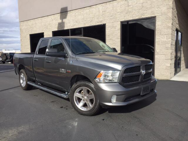 2013 ram ram pickup 1500 tradesman 4x4 tradesman 4dr quad cab 6 3 ft sb pickup for sale in. Black Bedroom Furniture Sets. Home Design Ideas
