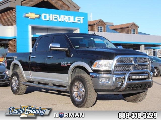David Stanley Chevrolet Of Norman >> 2013 Ram Ram Pickup 2500 Laramie 4x4 Laramie 4dr Crew Cab 6.3 ft. SB Pickup for Sale in Norman ...