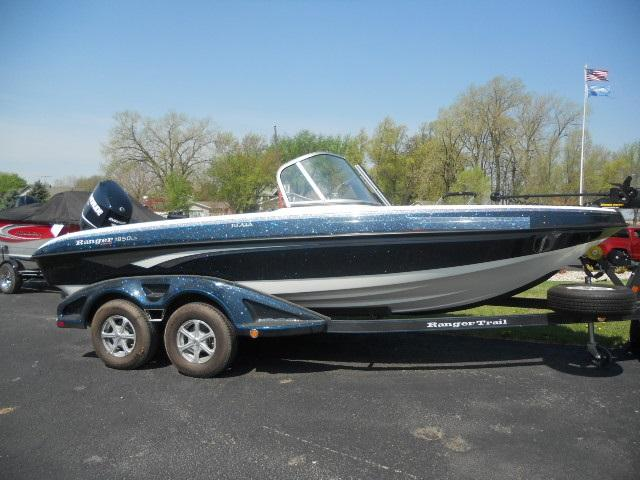 2013 Ranger 1850 Reata w/150 Hp Evinrude E-tech engine