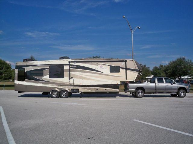 2013 Redwood 36rl Fifth Wheel For Sale In Lake Placid