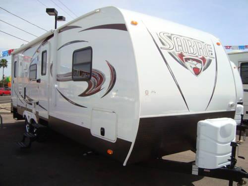 2013 Sabre 265RBSK Travel Trailer by Palomino