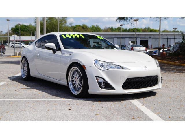 2013 scion fr s base 2dr coupe 6a for sale in lakeland florida classified. Black Bedroom Furniture Sets. Home Design Ideas