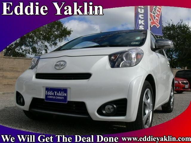 2013 Scion iQ 2dr Car 3DR HB for Sale in Kingsville, Texas ...
