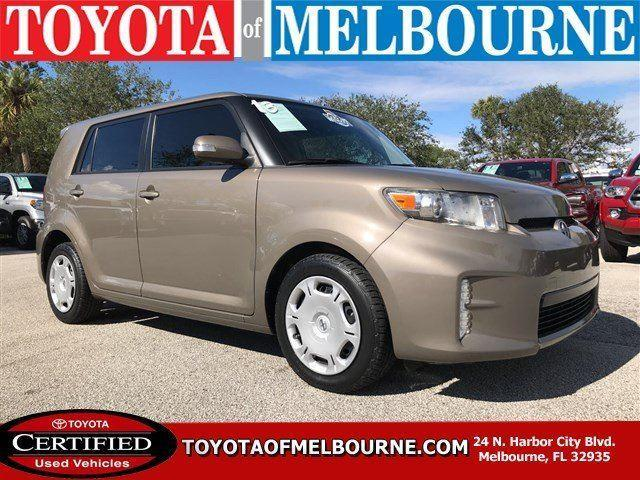 2013 Scion xB Base Base 4dr Wagon 4A