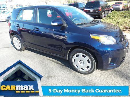 2013 Scion xD Base Base 4dr Hatchback 4A