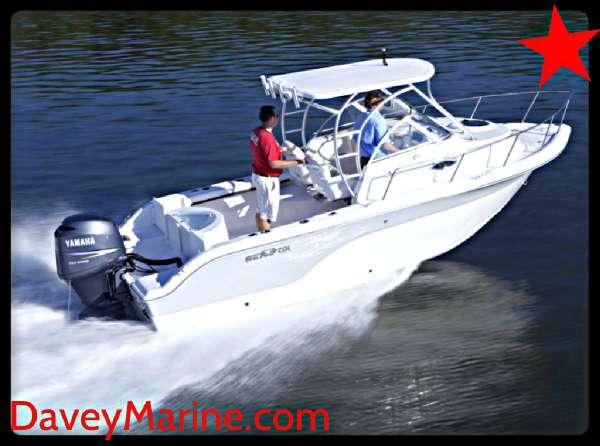 2013 Sea Fox 216 Voyager For Sale In Hollywood Florida