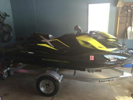 2013 seadoo rxpx 260 for sale in erie pennsylvania classified. Black Bedroom Furniture Sets. Home Design Ideas