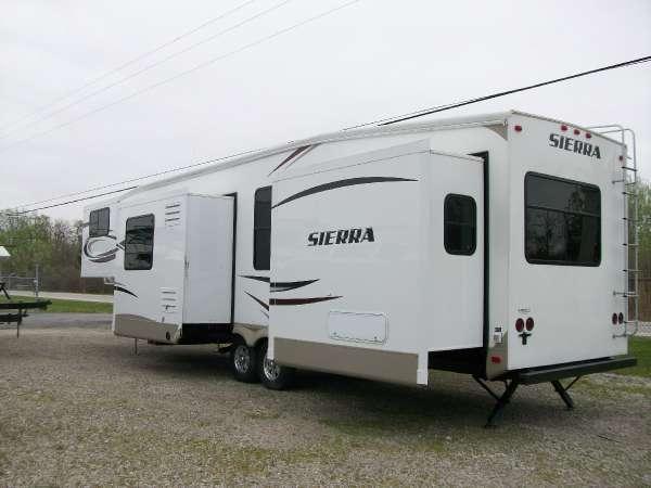 2013 Sierra RVs 366FL