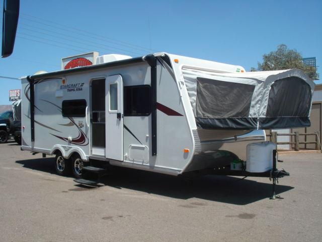 2013 Starcraft Travel Star Tent Camper Hybrid For Sale In