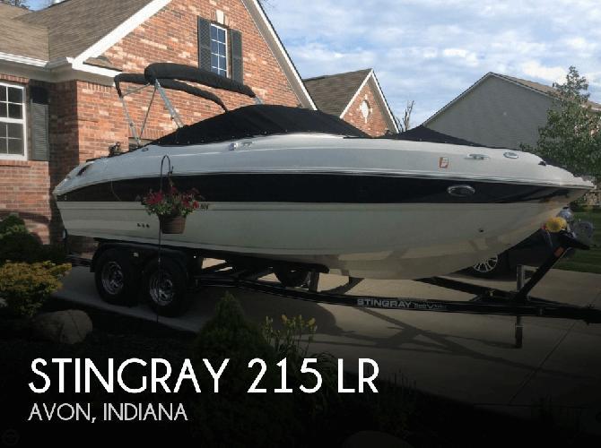 2013 Stingray 215 LR