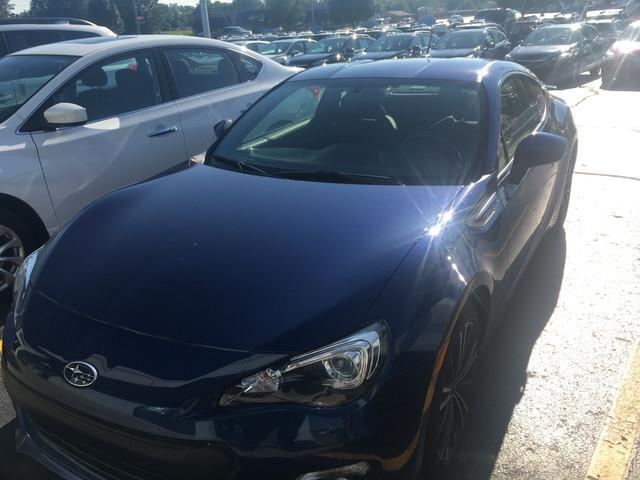 2013 Subaru BRZ Limited Limited 2dr Coupe 6A