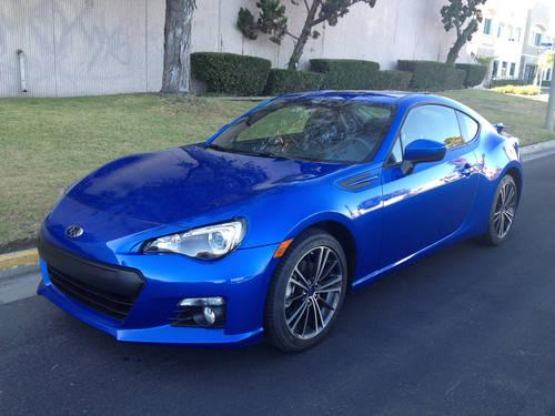 2013 subaru brz with only 1 500 miles manual transmission for sale in san marcos california. Black Bedroom Furniture Sets. Home Design Ideas