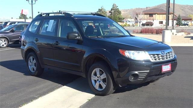 2013 subaru forester 2 5x awd 2 5x 4dr wagon 4a for sale in carson city nevada classified. Black Bedroom Furniture Sets. Home Design Ideas