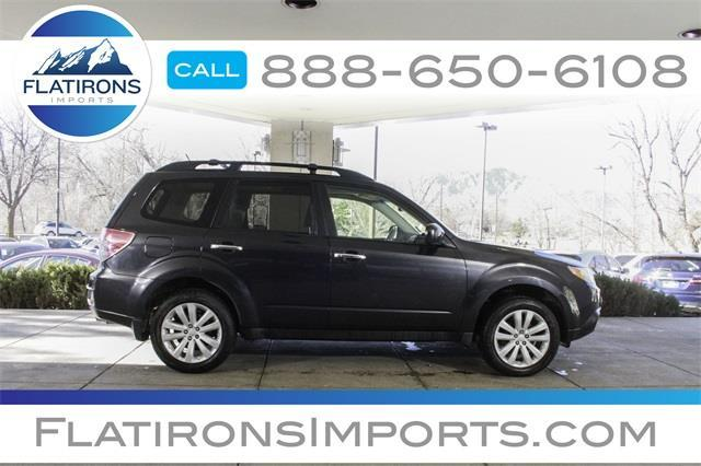 2013 Subaru Forester 2.5X Limited AWD 2.5X Limited 4dr