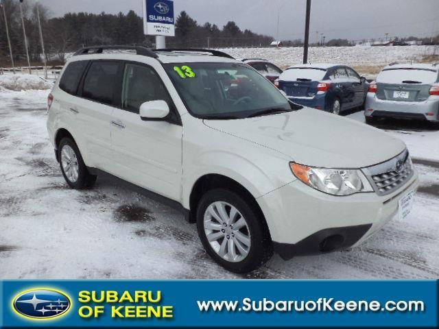 2013 subaru forester 2 5x premium awd 2 5x premium 4dr wagon 4a for sale in keene new hampshire. Black Bedroom Furniture Sets. Home Design Ideas