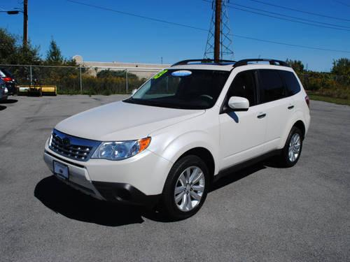 2013 subaru forester 4 dr wagon awd 2 5x premium for sale in middletown new york classified. Black Bedroom Furniture Sets. Home Design Ideas