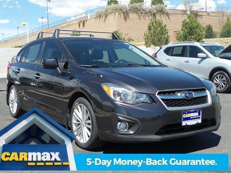 2013 subaru impreza limited awd limited 4dr wagon for sale in colorado springs. Black Bedroom Furniture Sets. Home Design Ideas