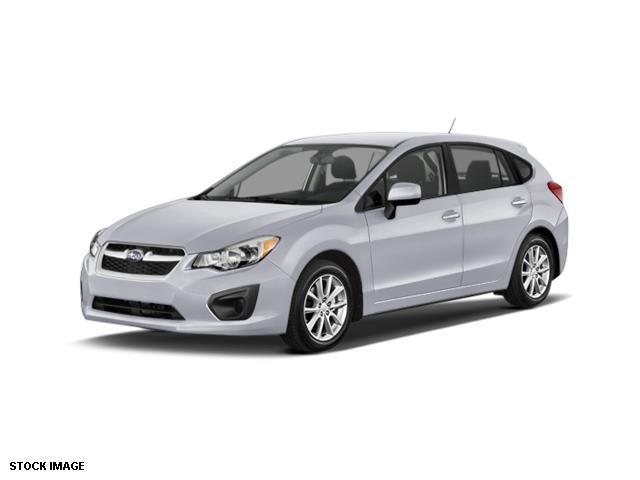 2013 Subaru Impreza 2.0i Premium AWD 2.0i Premium 4dr