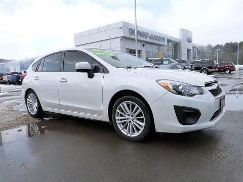 2013 subaru impreza 4 door hatchback for sale in bethany pennsylvania classified. Black Bedroom Furniture Sets. Home Design Ideas