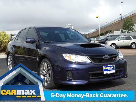 2013 Subaru Impreza WRX STI Limited AWD WRX STI Limited