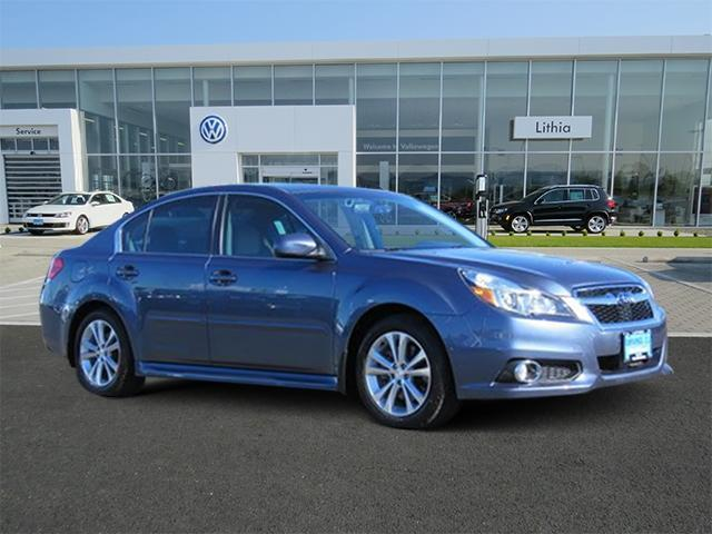 2013 subaru legacy 3 6r limited awd 3 6r limited 4dr sedan for sale in medford oregon. Black Bedroom Furniture Sets. Home Design Ideas