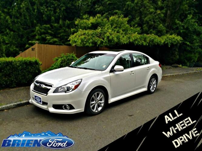 2013 subaru legacy awd limited 4dr sedan for sale in everett washington classified. Black Bedroom Furniture Sets. Home Design Ideas