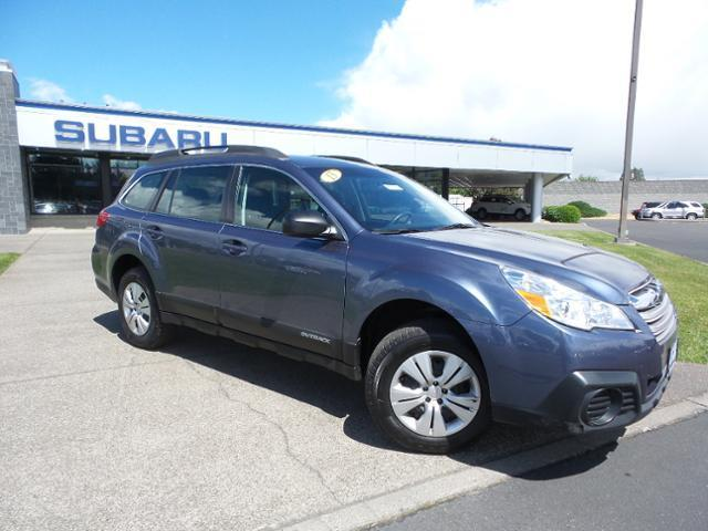 2013 subaru outback awd 4dr wagon 6m for sale in medford oregon classified. Black Bedroom Furniture Sets. Home Design Ideas