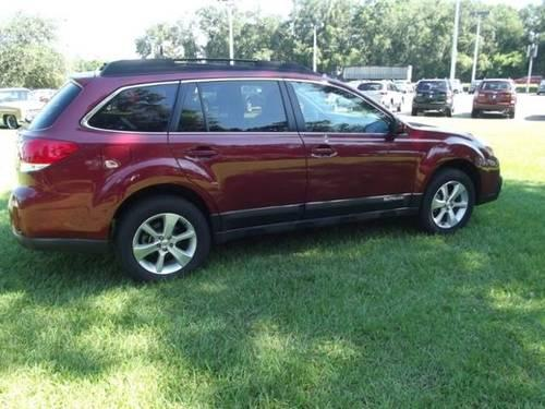 2013 subaru outback limited for sale in ocala florida classified. Black Bedroom Furniture Sets. Home Design Ideas