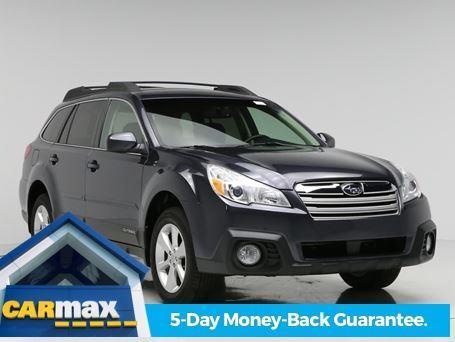 2013 Subaru Outback 2.5i Premium AWD 2.5i Premium 4dr
