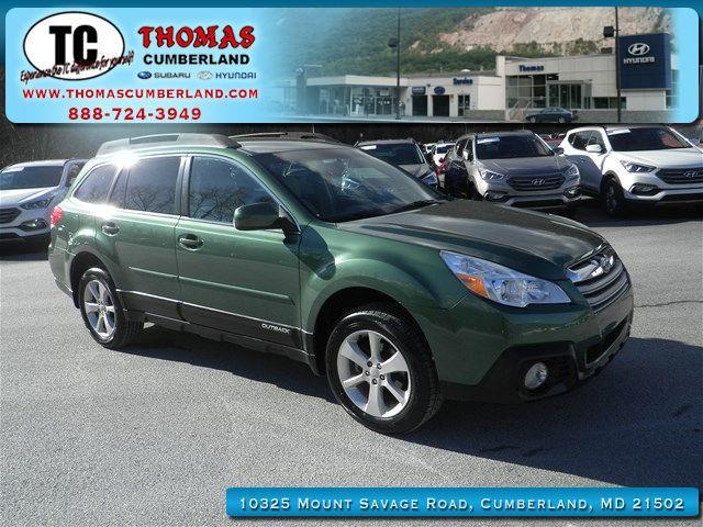 2013 subaru outback premium awd premium 4dr wagon cvt for sale in cumberland maryland. Black Bedroom Furniture Sets. Home Design Ideas