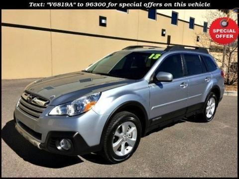 2013 subaru outback 4 door wagon for sale in albuquerque new mexico classified. Black Bedroom Furniture Sets. Home Design Ideas