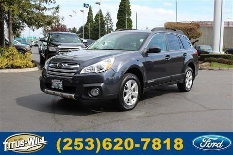 2013 subaru outback 4 door wagon for sale in tacoma washington classified. Black Bedroom Furniture Sets. Home Design Ideas