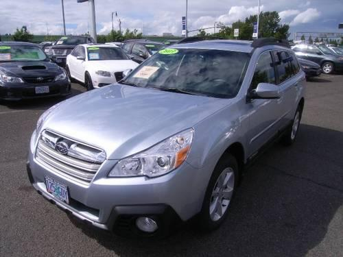 2013 subaru outback 4dr all wheel drive wagon for sale in oregon city oregon classified. Black Bedroom Furniture Sets. Home Design Ideas