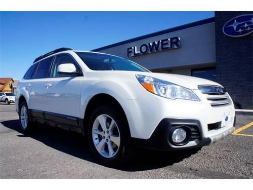 2013 subaru outback station wagon limited for sale in for Flower motor company montrose co 81401