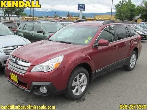 2013 subaru outback wagon premium for sale in east missoula montana classified. Black Bedroom Furniture Sets. Home Design Ideas