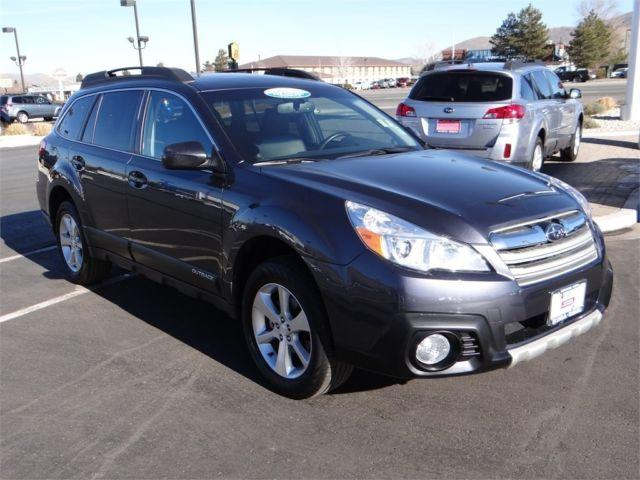 2013 subaru outback wagon 4dr wgn h4 auto 2 5i limited for sale in carson city nevada. Black Bedroom Furniture Sets. Home Design Ideas