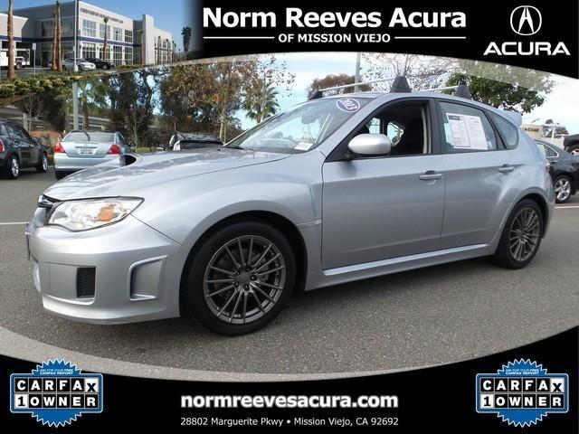 2013 subaru wrx 5dr for sale in mission viejo california classified. Black Bedroom Furniture Sets. Home Design Ideas