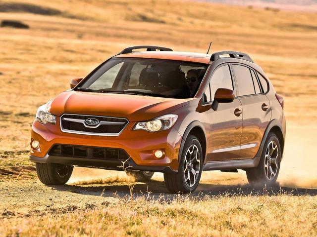 2013 Subaru XV Crosstrek 2.0i Limited AWD 2.0i Limited