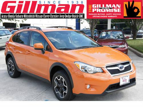 2013 subaru xv crosstrek crossover awd limited for sale in houston texas classified. Black Bedroom Furniture Sets. Home Design Ideas