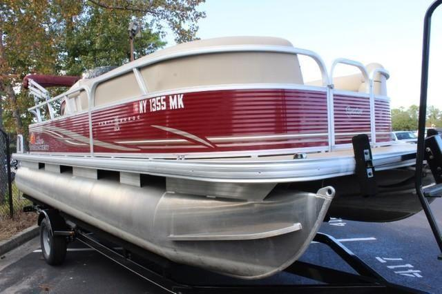 2013 Sun Tracker Party Barge Boat for Sale in Jacksonville ...
