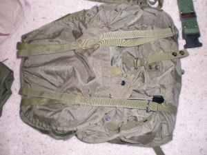 2013 Survival Kits--US Army Web Belt Alice Pack Pup Tent Sleeping Bag - $350
