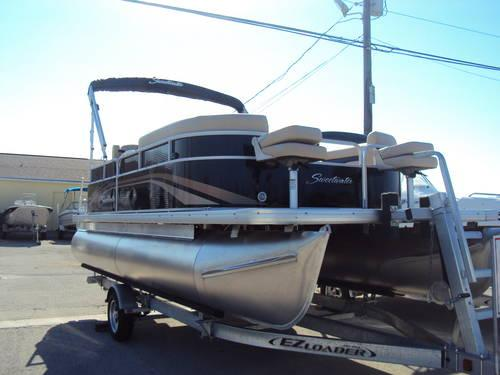 2013 Sweetwater Pontoon Coastal Edition 2086