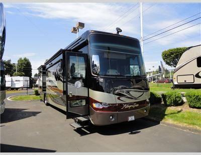 2013 Tiffin Allegro Bus 40 Qbp Motor Home Class A Diesel