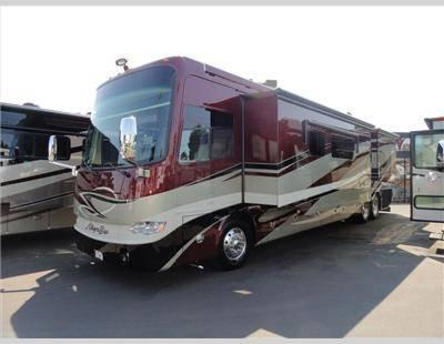 2013 Tiffin Motorhomes Allegro Bus 43QGP Motor Home