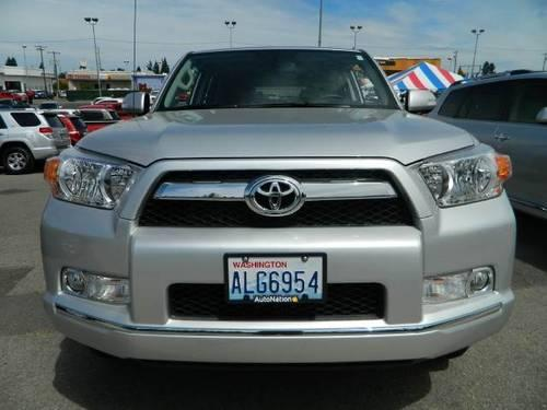 2013 toyota 4runner for sale in spokane washington classified. Black Bedroom Furniture Sets. Home Design Ideas